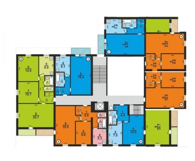 Это весь такой дом 1-447с-25?