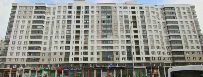 Екатеринбург, ул. Вильгельма де Геннина, д. 33 (отр.адм.) Помогите, пожалуйста, с серией дома в Екате
