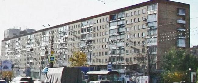Дома серии 1р-447с-25 - планировки квартир