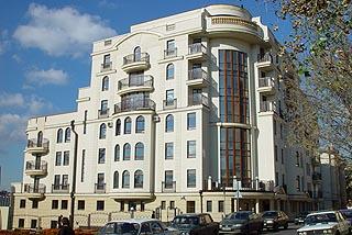 Жилой дом  от архбюро «ПАРАЛЛЕЛЬ–2Т»