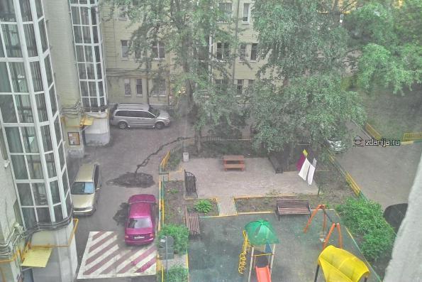 Москва, Короленко ул., д.6А, Конструктивизм (ВАО, район Сокольники)