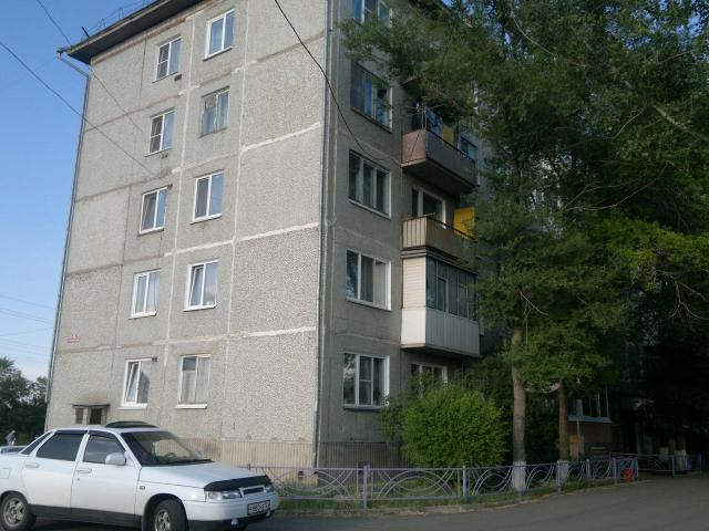 Серия дома Красноярский край