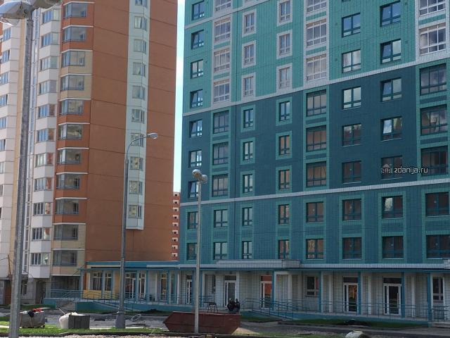 Дома серии ДомРИК, планировки квартир