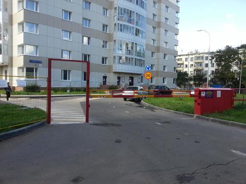 Москва, Туристская ул., д.25, к.5 (СЗАО, район Северное Тушино)