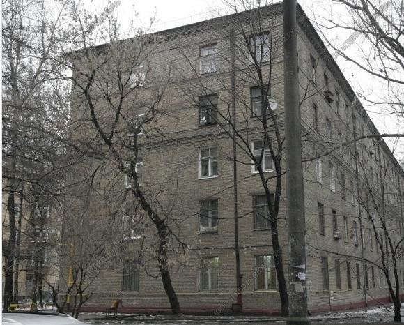 Москва, улица Бориса Галушкина, дом 12, корпус 2 (САО, район Алексеевский)