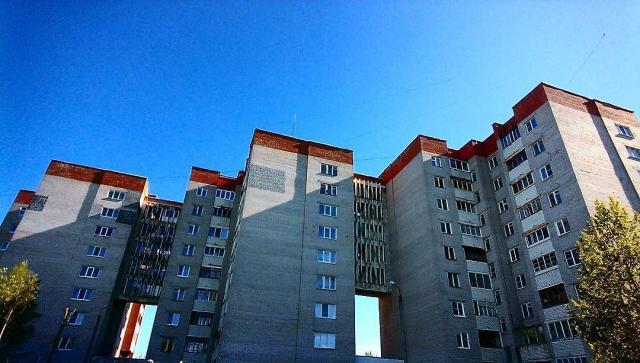 Северодвинск ул.Ломоносова 92, 94, 96 Что за серия дома?