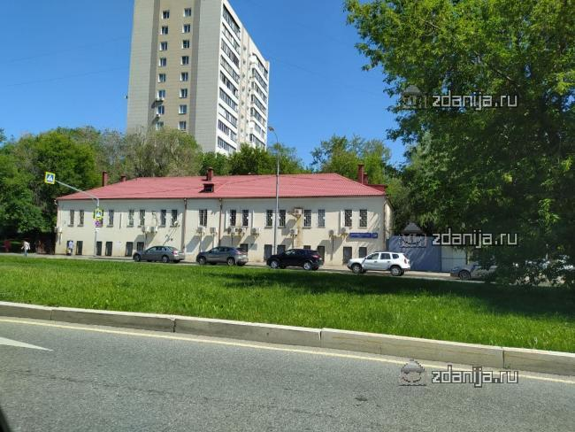 Москва Дмитрия Ульянова дом 39 - Не жилое строение (лечебно-санитарные)