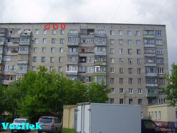Дома серии 1-447С-47 и С48 — планировки квартир (кирпичные девятиэтажки)