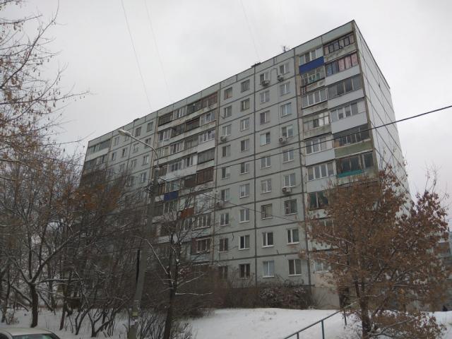 г.Самара, ул. Алма-Атинская дом 144  1975 год - серия 1-464Д-83