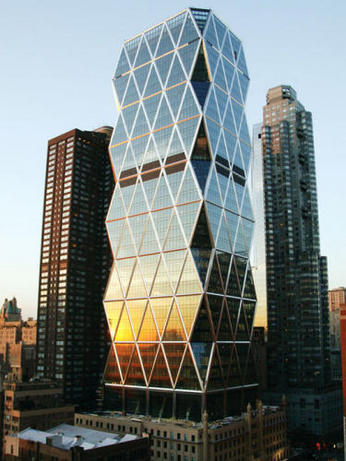 Hearst Tower, Нью-Йорк