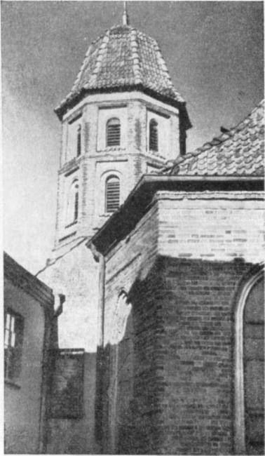 Башня костела св. Николая