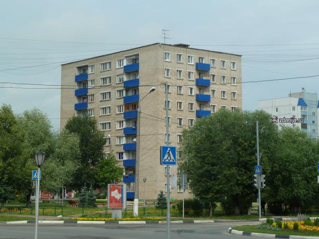 общежития серии 164-80-3