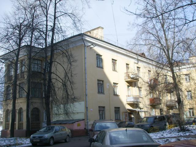 немецкие дома, Москва