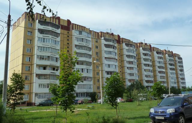 типовые дома, г. Чехов