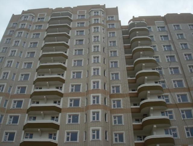 Панельный дом, Подольск, Улица Садовая, д. 5