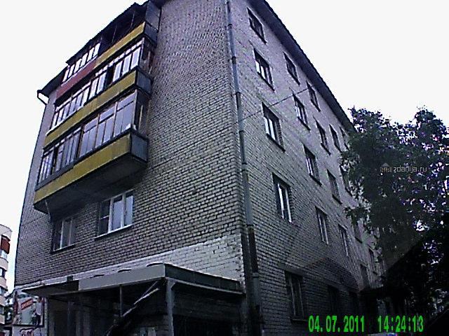 пятиэтажный кирпичный дом 1-447с-37