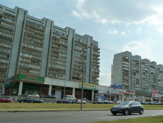 КМС-101? Ленинский проспект, Москва