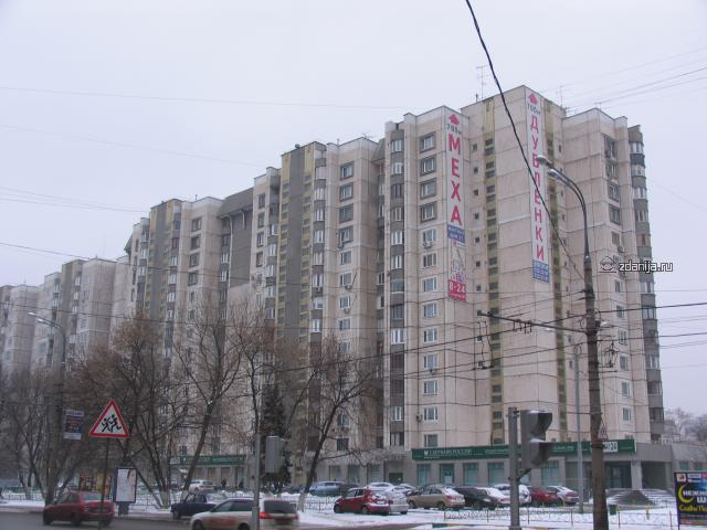 экзотичная панель возле м. Серпуховская, Москва