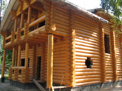 Частные мастера - изготовление и строительство срубов деревянных домов и бань на заказ. Недорого!