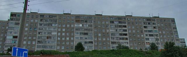Дом по ул. Старостина