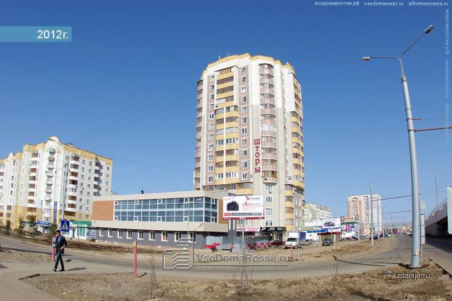 Проспект Победы 156