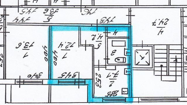 Серия 90-041, несущие стены (отр.адм.) Помогите определить серию дома и ее модификацию! Это Новосибирск