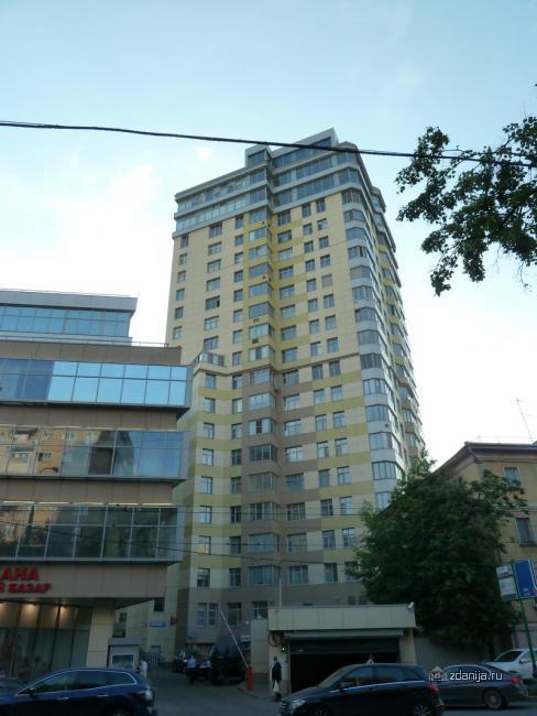 Москва, ул. Шаболовка, дом 10, торговый центр