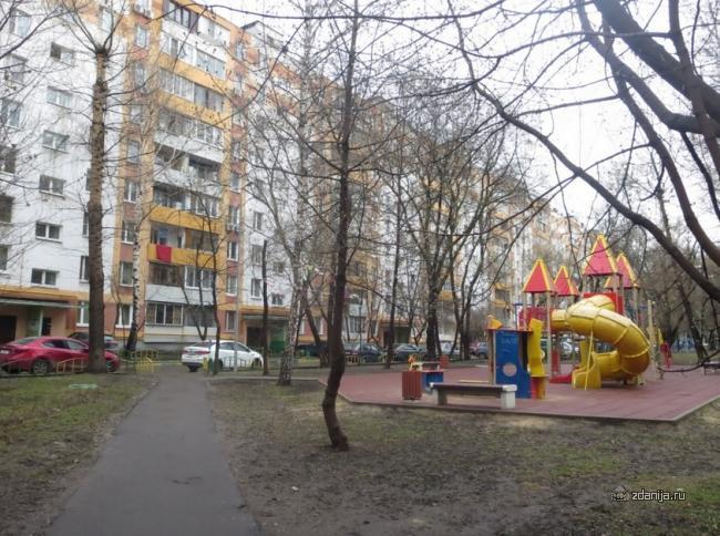 Москва, Полбина ул., д.60 (ЮВАО, район Печатники)