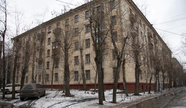Помогите определить серию дома г Москва Большая Очаковская улица, 22