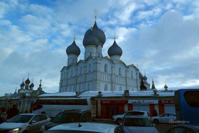 Ростов, Ростовский кремль, фото 2017 г.