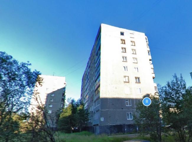 Серия 1-464Д (отр.адм.) Мурманск, ул. Александра Невского 80