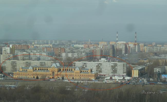 Серия домов, Нижний Новгород - девятиэтажка