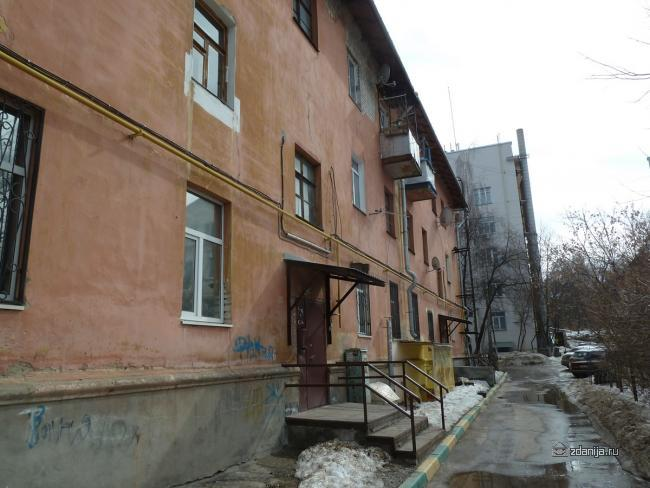 Нижний Новгород, ул. Гребешковский откос, д 9а