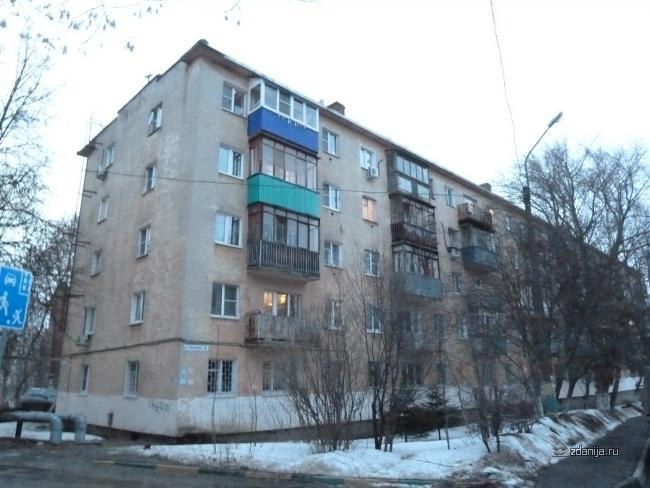 Панельная пятиэтажка, Нижний Новгород, 1-335?