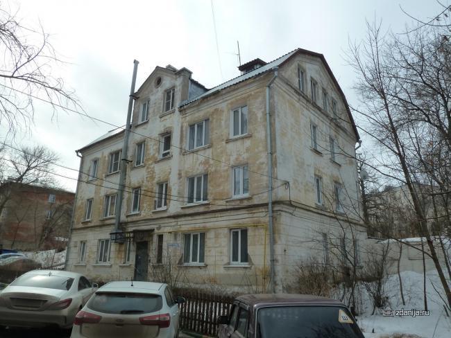 Нижний Новгород, ул. Гребешковский откос, дом 7а