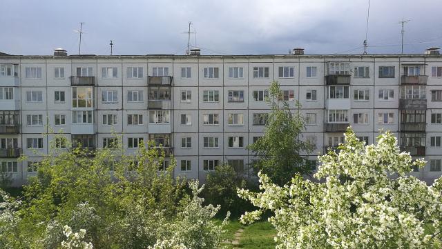 468 серия, г. Лесной, Свердловской области (отр.адм.) Помогите определить серию дома