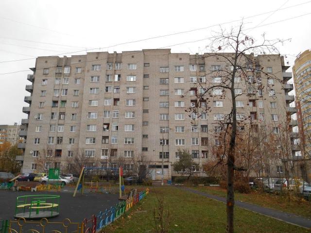 Серия 85-045 с планировками квартир (отр.адм.) в г. Климовске (ныне м-н г. Подольска).