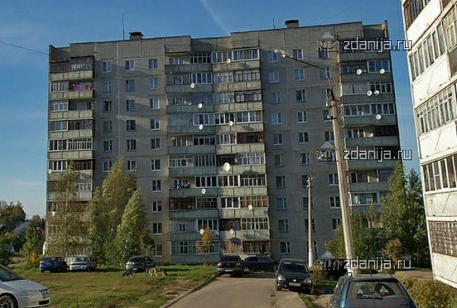 Моск.обл. Кашира ул.Ленина дом 15/4 - 121 серия дома  (отр.адм.)