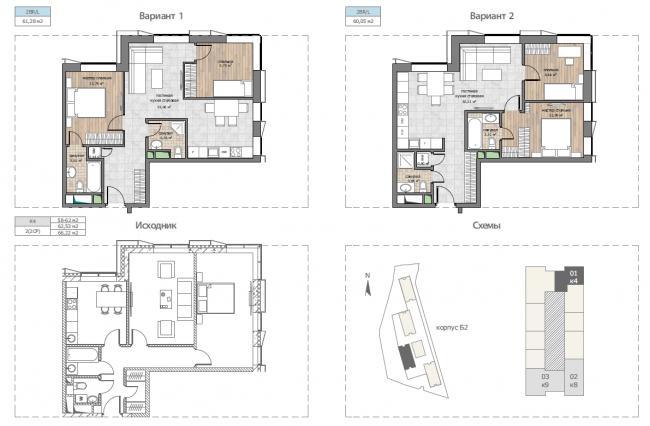 Архитектурное бюро Дмитрия Глушкова - разработка генпланов, коттеджей и современных интерьеров