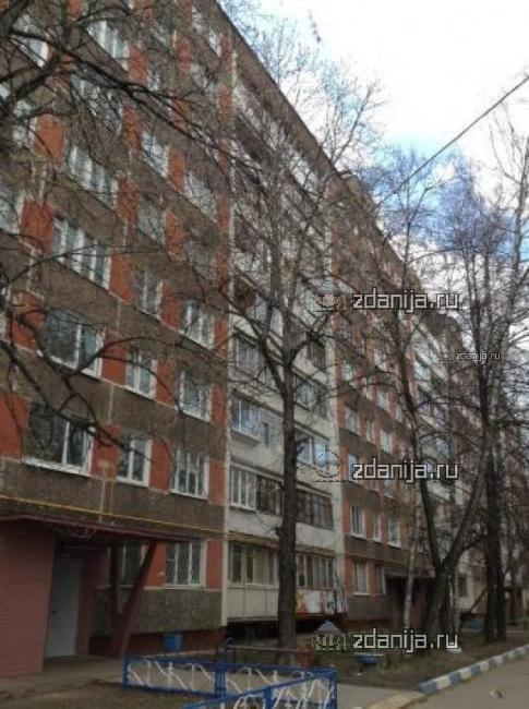 Москва, Кленовый бульвар, дом 9, корпус 2, Серия МГ-601 (ЮАО, район Нагатинский Затон)