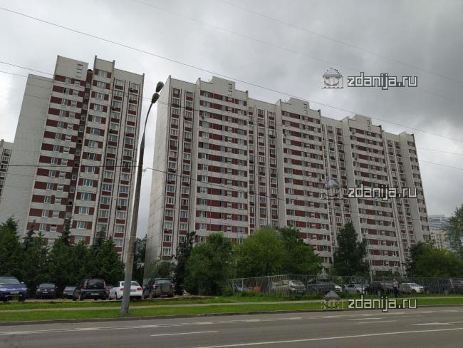 Москва Балаклавский проспект дом 5 - серия: П44