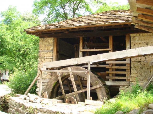 Арбанаси- водяная мельница