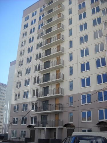 Санкт-Петербург, Туристская улица, 11к1, серия дома?