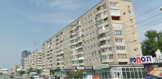 Типовые серии Волгоград - Рокоссовского 54, 56
