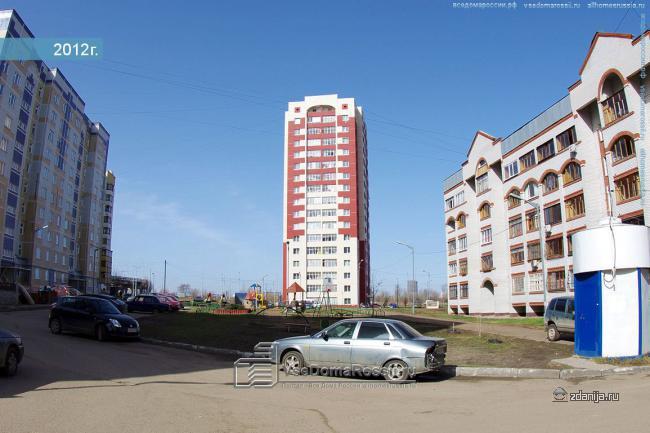 Казань Проспект Победы 168