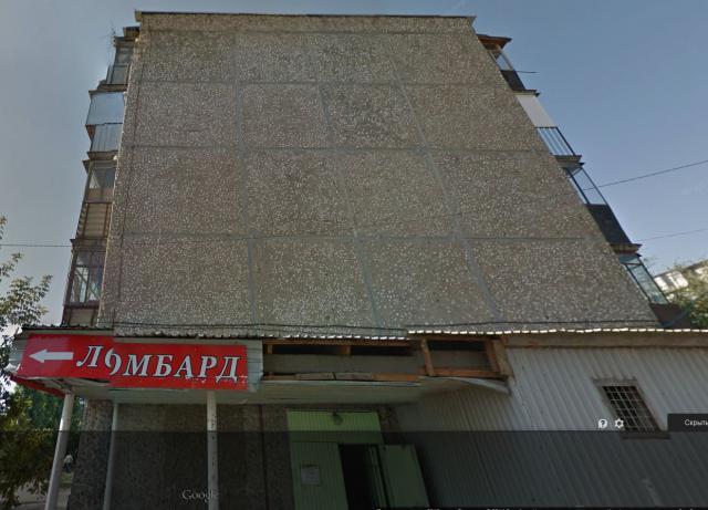 Челябинск Степана Разина, д.6 - серия 1-464 (отр.адм.) Но это же не 507-я серия в Чeлябинcкe?