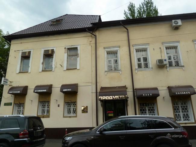 Москва, Сергиевский Большой переулок, д.24 к6 (ЦАО, район Мещанский)