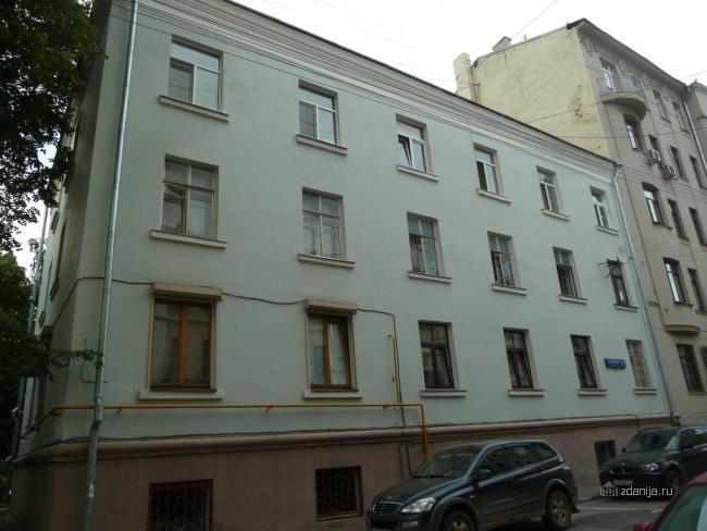 Москва, Пушкарев пер., д.15 (ЦАО, район Мещанский)