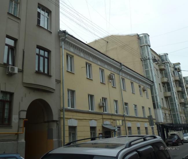 Москва, Пушкарев пер., д.19 (ЦАО, район Мещанский)