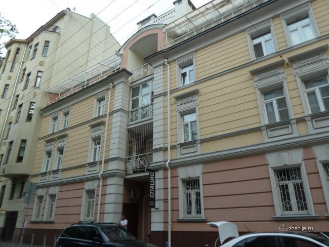 Москва, Пушкарев пер., д.16 (ЦАО, район Мещанский)